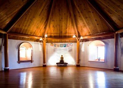 Meditation Temple
