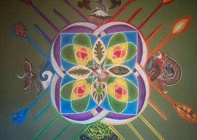 Main Lodge Mural