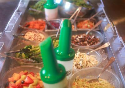 Main Lodge Salad Bar